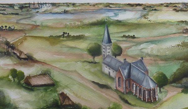 Van houten kapel naar Gotische kerk